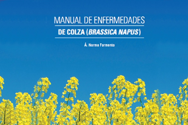 "Manual sobre ""Enfermedades de Colza"""