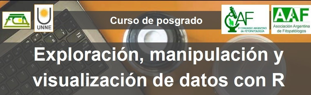 Curso de posgrado-2021. Exploración, manipulación y visualización de datos con R